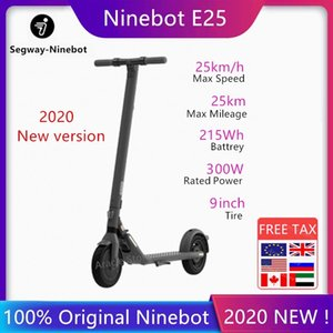 Presale 2020 New Original Ninebot No. 9 electric scooter E25 adult PortableSmart Electric Scooter lithium battery KickScooter