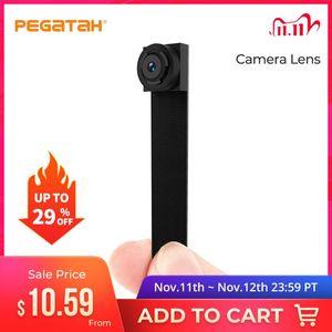 Nuevo 1080p Mini WiFi Lente de cámara inalámbrica CCTV LENS Control remoto Seguridad Sistema de seguridad Piezas