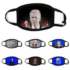 inDJ Выборы Дизайнер Америка Байдена 2020 Харрис 2020 Многократное президент маска для маски Printed взрослых Black Face