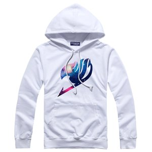 HIP HOP Fairy Tail sudaderas deportivas chaqueta con capucha hombres y mujeres hip hop Fairy Tail sudaderas y sudaderas fz2651