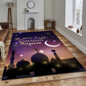Ramadan Muslim Festival carpet Golden Moon Church bedroom bedside living room sofa table full rug kitchen bathroom tatami mat