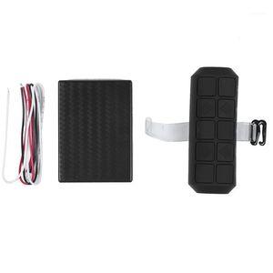 Lber Universal Car 스티어링 휠 원격 제어 버튼 자동차 라디오 Android DVD GPS 플레이어 다기능 무선 컨트롤러 1