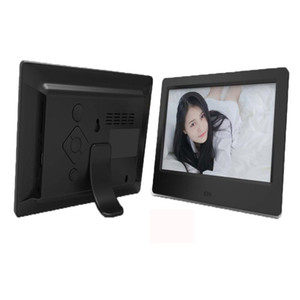 7-inch HD digital photo frame Video Player digital photo frame with music, video function Free shipping