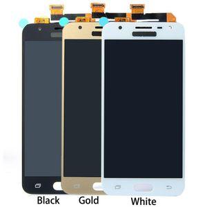 Samsung Galaxy J5 Prime G5700 G570f G570 İçin Yeni Test LCD dokunmatik ekran Sayısallaştırıcı Yedek Parçaları