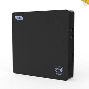 Beelink Z83V Intel Atom X5-Z8350 Мини ПК с Windows 10 2GB 4GB RAM 32GB 64GB ROM Gaming PC 2.4G 5G WiFi 1000M Мини Компьютер Z83V