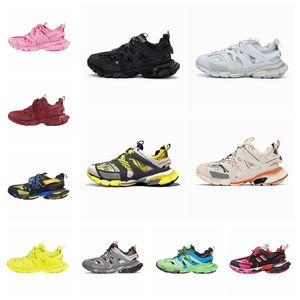 2020 Baban Ayakkabıları 3.0 Vintage Kristal Hava Yastığı Led Erkek Ve Bayan Ayakkabıları Işıkları ileBalanciagaga