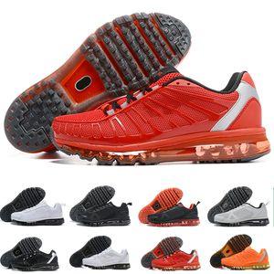Transpirables zapatos de amortiguación Naranja 2020 mujeres de los zapatos corrientes de aire hombres del diseñador de la zapatilla de deporte 2020 size36-47