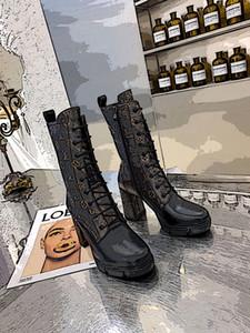 Louis Vuitton LV Boots shoes 2020 Scarpe Donna Stivaletti MATCHMAKE stivaletto Adatti a donne i bottini 1A5LML in pelle Boot Stivali Donna formato 35-40