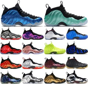 Alternate Galaxy 1.0 2.0 Olympic Penny Hardaway Black Gum White-Out Mens Basketball Shoes foams one men sports sneakers women 40-45