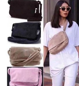 Paris VIP shoulder bag designer handbags Mens Womens brand wallet fashion Velvet bag ladies large capacity collection storage bag