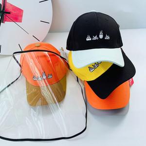 Cam Şapka Sivri Köpük Hat Ve Ve Güneşlik Cap Beyzbol Toz geçirmez Beyzbol Boys Karşıtı uçan Çatılı Güneş Güneş geçirmez Co Vjkx Kız Maske