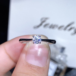 moissanite,0.3 s Super hot selling, comparable to diamonds, exquisite craftsmanship
