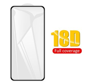 18D Airbag Full Cover Tempered Glass For iphone 12 mini Pro max iPhone 11 XR XS Max 7 8 Plus Screen Protector