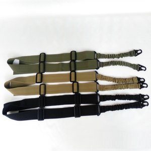 Tactical Sling Dual -Point 2 Swivels Strap Multi Mission Adjustable For Rifle Gun