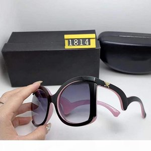2020 New Designer Sunglasses Luxury Fashion Brand for Woman Glasses Driving UV Adumbral with Box Logo High quality New Hot Sunglasses 1814