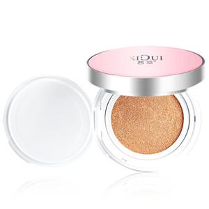 Sunscreen Air Cushion BB CC Cream Concealer Увлажняющий фундамент Отбеливающий макияж голый для лица для лица