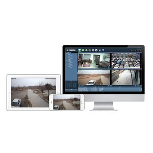 HD remote surveillance camera network camera