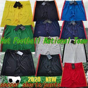 Thai 20/21 Nuovo Argentina Soccer Shorts Pantaloni da calcio Paesi Bassi Scozia 19/20 Pantaloncini da calcio della squadra nazionale