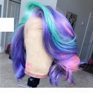 Vancehair 13x4 Dentelle Front Human Hair Perruques Couleurs personnalisées Bob Wig 150% Prefly Remy Cheveux
