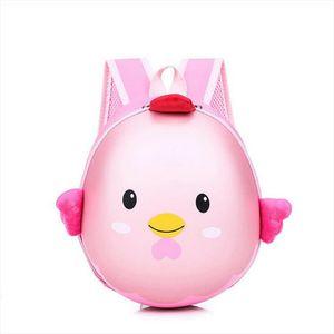School Bags Local stock Boys Girls Children Gift Animal Eggshell Backpack School Bag Handbag Rucksack Drop Shipping