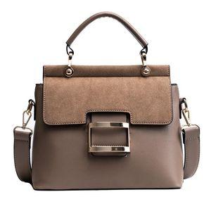 Free2019 Winter Bag Woman Joker Atmosphere Portable Will Capacity Single Shoulder Bag Messenger Bag