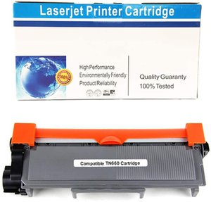 Compatible Toner Cartridge Replacement for Brother TN660 TN630 Used in HL-L2340DW HL-L2300D MFC-L2700DW MFC-L2740DW Printers (Black)