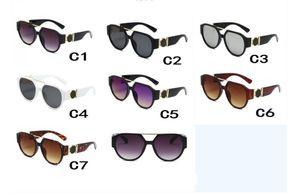 Verano Nuevas mujeres gafas moda al aire libre adulto playa gafas de sol señuelas viento negro gafas niñas conduciendo gafas de sol 7 colores envío gratis