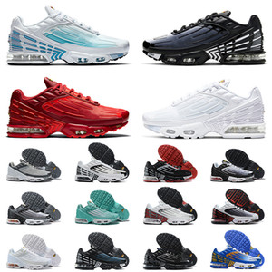 nike air max airmax tuned tn plus 3 Tn Plus 3 Tuned 2020 Masculino Feminino Running Shoes Triplo Branco Laser Blue Hot Sale Vermelho Carmesim Obsidian Deep Royal Sapatilhas Outdoor