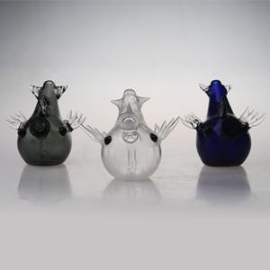 유리 봉, 한정 컬렉션, 14 mm 커넥터, 물고기 양식에 일치시키는 두꺼운 유리 zoda zoda 송료 무료