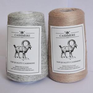 100g cashmere fios de tricô linha genuína mão-knit puro cashmere máquina de lã tecida tecida fio fino diy lenço bebê confortável c1030