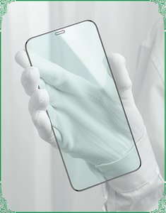9H Tempered Glass Film Screen Protector For iPhone 12 Series Eye Protection green light Transparent Anti Fingerprint