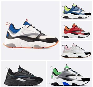 2021 de alta calidad B22 B23 hombres S Trainers Trainers Boots Zapatos Fashion French Black Road Womens Sneakers con caja 8c03 #