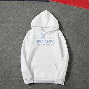 bõss Hoodie Stylist Long Sleeve High Quality Loose Fit Men Women Hip Hop Hoodies Letter Printing Sweatshirt Size S-3XL