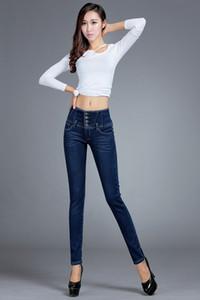 Jeans of Women women's jeans blue long 18sr1lxt
