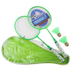 1 pair of children badminton racket badminton training sports toys parents children toys