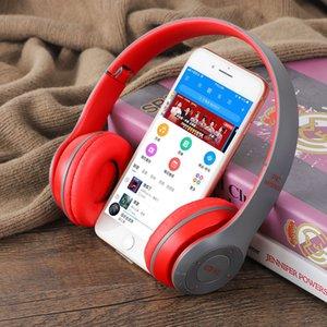 Big Over-ear Headphones Wireless Headphones Bluetooth Headphone Headsets Universal Microphone Sports Headphone Bluetooth 5.0 Cool Design Ear