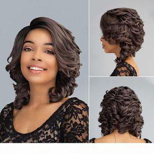 Preto ondulado longa peruca longa peruca natural cabelo natural lace lace dianteira wi peruca de laço de cabelo completo para aquecimento europeu e americano wig mulher calor