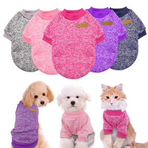 Dog Clothes Chihuahua Puppy Pet Clothes Winter Dog Jacket Coat Soft Sweater Clothing For Small Dogs Cats Pug Yorkies Ro jllnNz