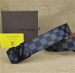 Braccia di moda di lusso cinture per cintura da uomo cintura cintura cintura di alta qualità in pelle cinture di castità maschile