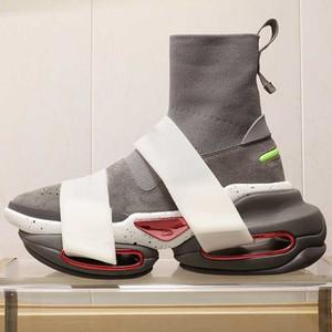 Zapatillas de deporte superior superior 2020 París Moda de moda de moda Zapatos casuales para mujer Hombres Compras Zapatos especiales Doble Sole Diseño antideslizante 35-45 Tamaño