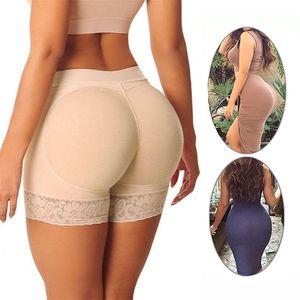 butt lifter body tummy shaper ass pulling panties slimming corrective underwear modeling strap shapewear butt enhancer pads faja 201222