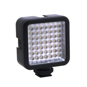 Мигает светодиодным карманом на камере Мини Видео светильник Pog Poy для DJI OSMO DSLR Камеры Смартфоны Flash
