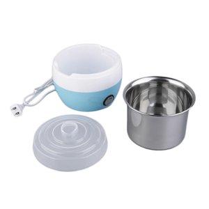 Electric Yogurt Maker Многофункциональная автоматическая пластиковая или нержавеющая сталь Liner Yogurt Maker Mini автоматическая домашняя машина