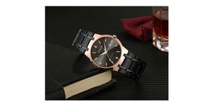 LIGE SUNKTA NOUVEAUX FEMMES REGARDER CERAMIC WATCH FEMMES Simple Diamond Horloge Casual Mode Montre Imperméable Montre-Bracelet Relogio Feminino