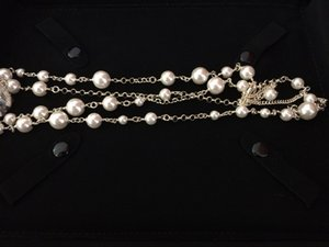 High Quality Vintage Classic Necklaces series Bead Long necklaces Fashion Necklace For Women Fashion jewelry for gift