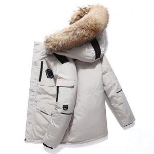 Poei 2019 코트 두꺼운 womens 아래로 아래로 내려 앉은 자켓 아래로 파카 여성 겨울 재킷 겨울 재킷 고품질 겨울 여자 outwea coat