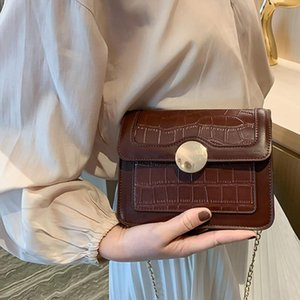 Female Fashion Bags Bag Designer Pocket Handbags Causal Leather Women 2021 With Crossbody Mini Shoulder Luxury Genuine Messenger Gfdjn