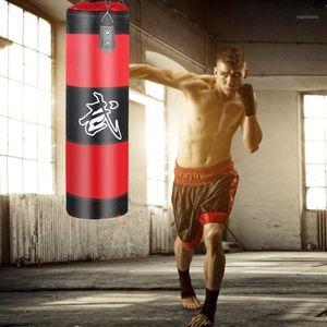 Boxing Sand Filling Thicken Strength Training Fitness Exercise Punch Sandbag Boxing Training Fight Sandbag1