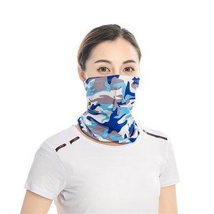 Sublimación en blanco Cuello de cuello DIY Patrón de impresión distintivo Distinctive Magic Bufanda Moda Multi Función Ciclismo Cara Mascarilla A prueba de viento 4 75yp N2