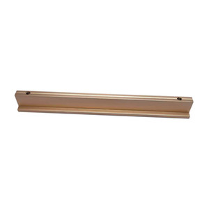 JY1220-148 Simple T-shaped handle Aluminum cabinet door drawer handle Furniture hardware Simple brushed closet handle